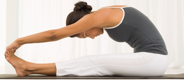 how to get flexible in 4 months
